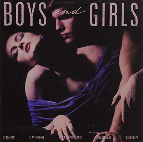 Album cover for Boys And Girls