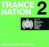 Pochette de l'album pour Ministry of Sound: Trance Nation 2 (Mixed by Ferry Corsten) (disc 2)