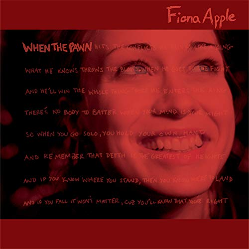 Fiona Apple, When the Pawn