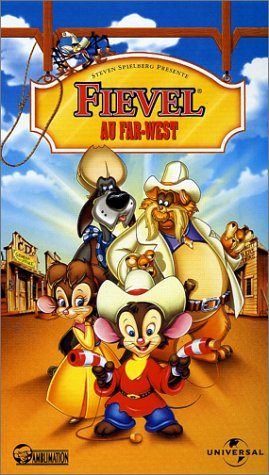 Streaming  Fievel au Far West
