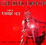 album art to Live in Europe 1979 (disc 1)