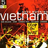 Pochette de l'album pour Good Morning Vietnam (disc 5)