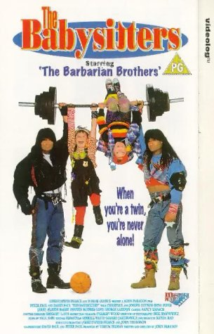Twin Sitters / The Babysitters / Няньки (1994)