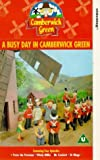 A busy day in Camberwick Green