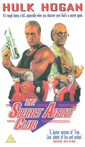 Клуб Шпионов / The Secret Agent Club (1996)