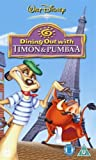 Dining Out with Timon and Pumbaa