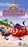 On Holiday with Timon and Pumbaa