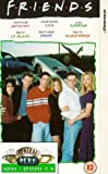 Friends: Series 1 - Episodes 13-16 [VHS] [1995]