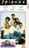 Friends: Series 1 - Episodes 17-20 [VHS] [1995]