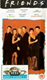 Friends: Series 2 - Episodes 9-12 [VHS] [1995]