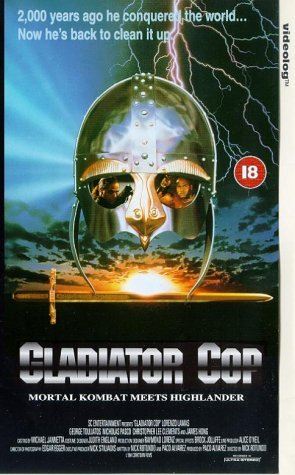 Gladiator Cop-The Swordsman II / ����������� ��������� (1994)
