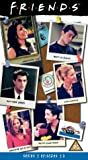 Friends: Series 3 - Episodes 5-8 [VHS] [1995]