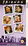 Friends: Series 4 - Episodes 1-4 [VHS] [1995]
