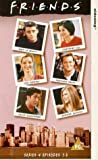 Friends - Series 4 Episodes 5-8 [VHS] [1995]