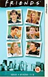 Friends: Series 4 - Episodes 13-16 [VHS] [1995]