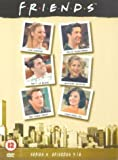 Friends: Series 4 - Episodes 9-16 [DVD] [1995]