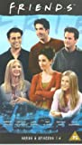 Friends - Series 6 - Episodes 1-4 [VHS]