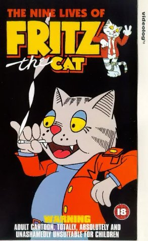 the nine lives of fritz the cat wikis the full wiki
