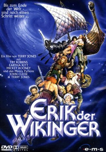 Erik the Viking / Эрик Викинг (1989)