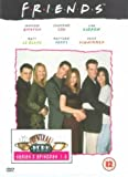 Friends - Series 2 - Episodes 1-8 [DVD] [1995]