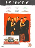 Friends - Series 2 - Episodes 9-16 [DVD] [1995]