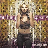 CD-Cover: Britney Spears - Oops!... I did it again