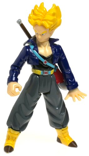 Dragon Ball Z Blaster Figure SS Future Trunks
