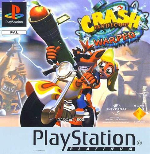 (PSX) Crash Bandicoot 3 -E- (114mb) B00004TNF0.03.LZZZZZZZ