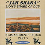 Capa de Commandments of Dub, Part 3: Lion's Share of Dub