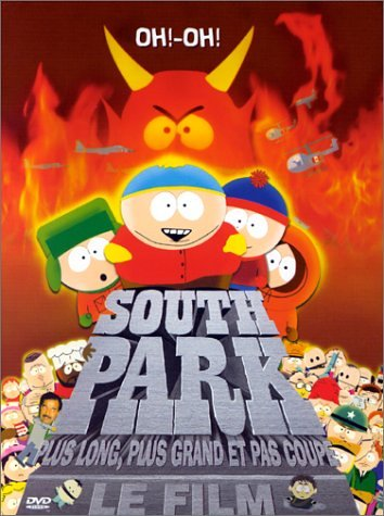 South park - le film, plus long, plus grand et pas coupé