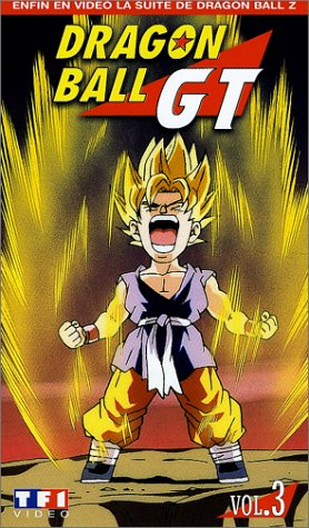 Streaming  Dragon Ball GT - VOSTFR