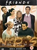 Friends: Series 6 - Episodes 17-24 [DVD] [1995]