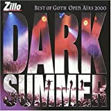 Album cover for Zillo Dark Summer: Best of Goth Open Airs 2000 (disc 1)