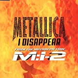 Metallica, I Disappear