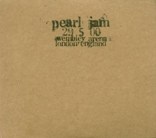 Pearl Jam, Pearl Jam Live in London 29th May 2000
