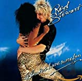 CD-Cover: Rod Stewart - Blondes Have More Fun