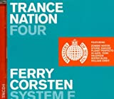 Pochette de l'album pour Ministry of Sound: Trance Nation Four (Mixed by Ferry Corsten) (disc 2)