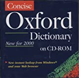 Concise Oxford Dictionary Tenth Edition for 2000