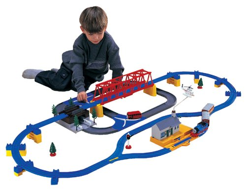 Tomy tomica thomas and friends adventure set reviews
