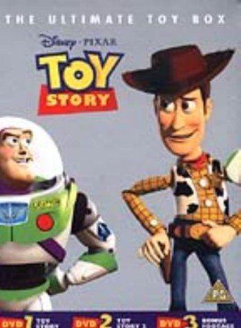 Toy Story & Toy Story 2 - Three Disc Collector's Set