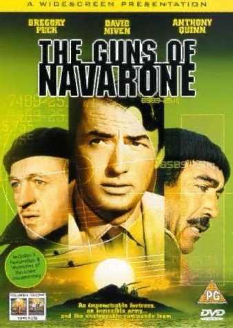 Dzia³a Navarony / The Guns of Navarone (1961) PL.HQDVDRip.XviD.AC3-ELiTE / Lektor PL