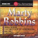 album art to The Legendary Marty Robbins