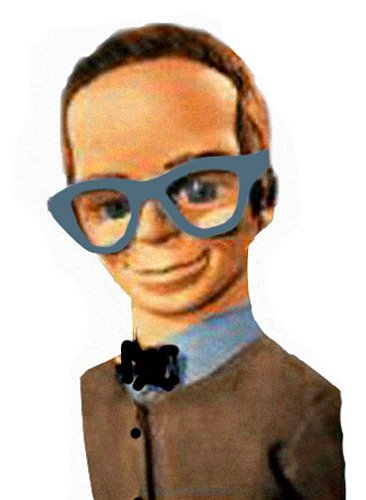 Thunderbirds Talking Action Figure - Brains