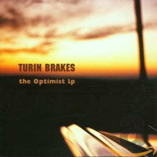 Capa de The Optimist LP
