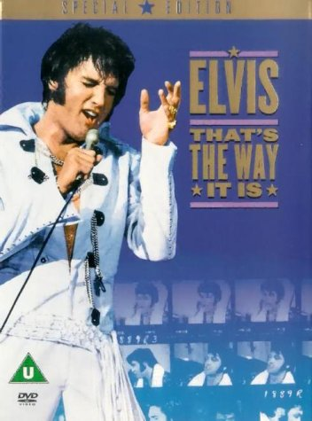 Elvis -- That's The Way It Is