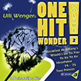 Cubierta del álbum de Ulli Wengers One Hit Wonder, Volume 2 (disc 2)