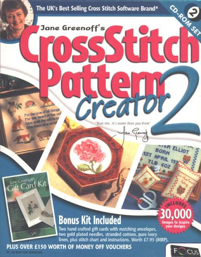 Jane Greenoff's CrossStitch Pattern Creator 2