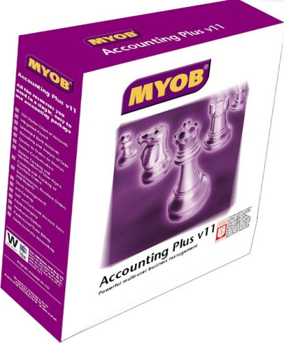 MYOB Accountant 11.0 Plus