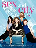 SEX & THE CITY: COMPLETE SECOND SEASON