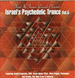 Album cover for Israel's Psychedelic Trance, Volume 5
